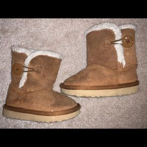 Children's Place. Brown Boots. Size 6. Girls.